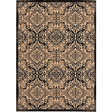 Balta Rugs 90019591.160225 5'x8' Indoor Area Rug, Black