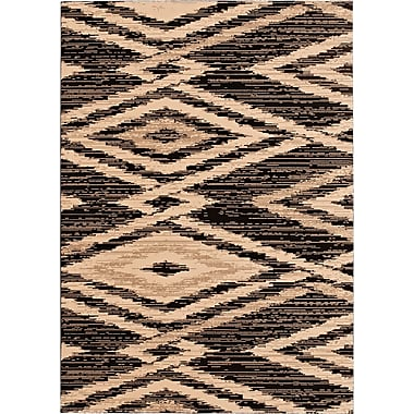 Balta Rugs 90023891.240305 8'x10' Indoor Area Rug, Black