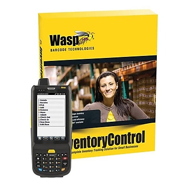 Wasp® Wasp Inventory Control RF Enterprise with HC1, Unlimited-users