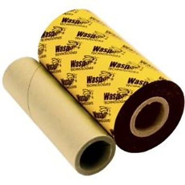 Wasp® Premium - WPR Wax-Resin Ribbon, 2-1/6