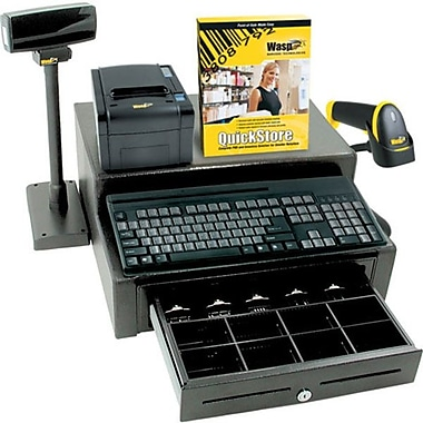 Wasp® QuickStore Professional POS Solution
