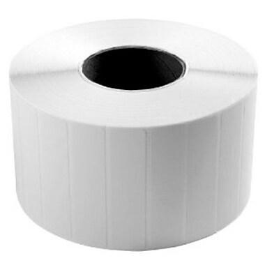 WaspMD – Ensemble de 4 rouleaux de 2300 étiquettes de 2 x 1 po pour imprimante à impression thermique directe