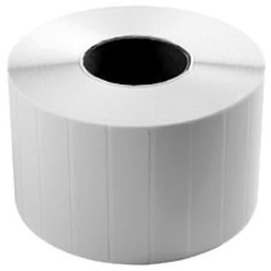 WaspMD – Ensemble de 12 rouleaux de 1250 étiquettes de 4 x 2 po pour imprimante à impression thermique directe