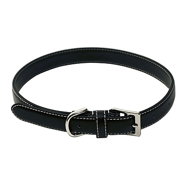 Royce Leather Medium Dog Collar, 17
