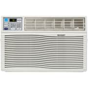 Sharp® AFQ80VX Energy Star 8000 BTU Window Air Conditioner With Rest Easy Remote Control, White