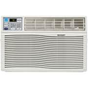 Sharp® AFQ120VX Energy Star 12000 BTU Window Air Conditioner With Rest Easy Remote Control, White