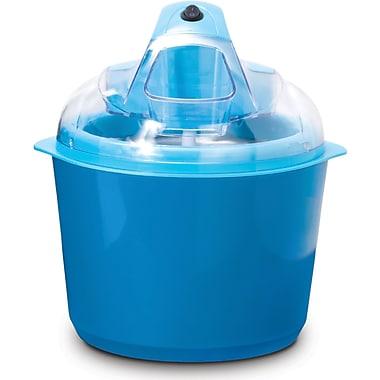 StoreBound Dash™ Greek Fro-Yo Ice Cream Maker, Blue, 1.6 qt.