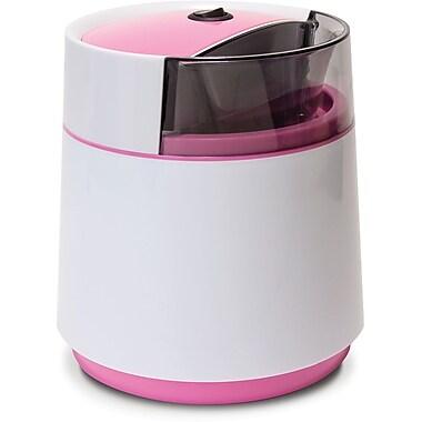 StoreBound Dash™ Mini Greek Fro-Yo Ice Cream Maker, Pink/White, 0.8 qt.