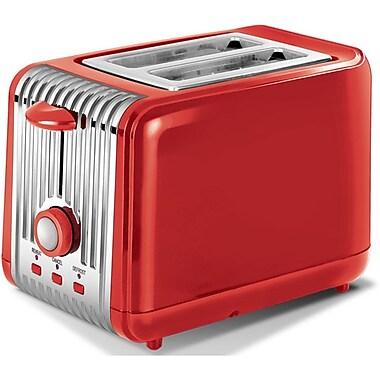 StoreBound Dash Go 2-Slice Compact Toaster, Red