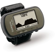 Garmin™ FORETREX401 Waterproof Hands Free GPS With Electronic Compass, Silver