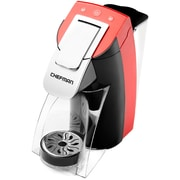 Chefman® Barista Single-Serve Coffee Maker, Red