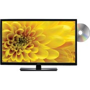 "Seiki™ 32"" 720p 60Hz LED HDTV With Built-In DVD Player, Black"