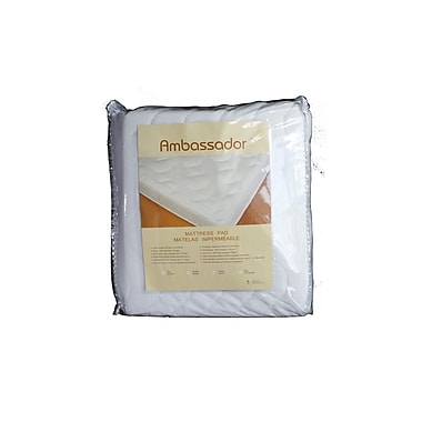 Ambassador Mattress Pad Cover, Queen