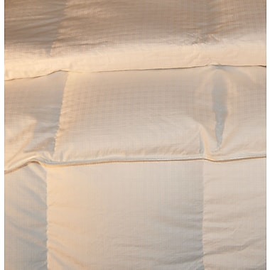 Royal Elite Hutterite Goose Down Duvet, 400 Thread Count, Double, 27 Ounces