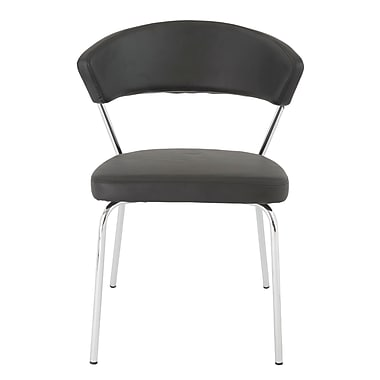 Euro Style™ Draco Leatherette Side Chairs