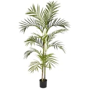 Nearly Natural 5314 4' Areca Palm Silk Tree in Pot