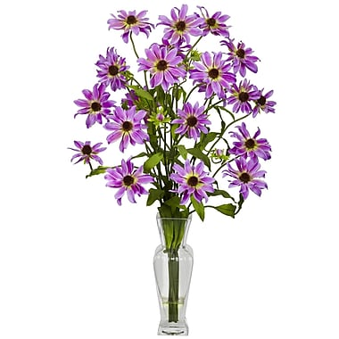 Nearly Natural 1172-PP Cosmos Arrangements, Purple