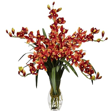 Nearly Natural 1184 Cymbidium Orchid