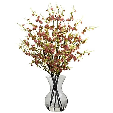 Nearly Natural 1315 Cherry Blossoms Floral Arrangements