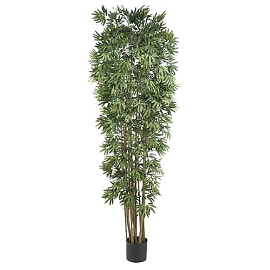 Nearly Natural 5050 7' Bamboo Japanica Tree in Pot