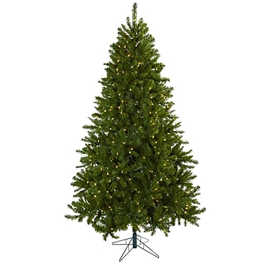 Nearly Natural 5374 Windermere Christmas Tree with Stand