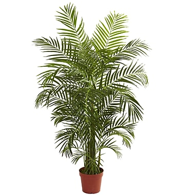 Nearly Natural 5389 Areca Palm Tree in Pot