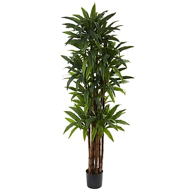 Nearly Natural 5403 Dracaena Tree in Pot
