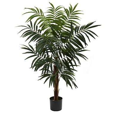 Nearly Natural 5407 Bulb Areca Tree in Pot