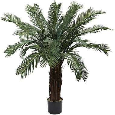Nearly Natural 6769 4' Cycas Tree in Pot
