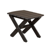 Little Cottage Company Classic Side Table; Tudor Brown