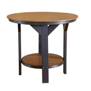 Little Cottage Company Heritage Bar Table; Purple