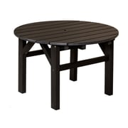 Little Cottage Company Classic Chat Table; White