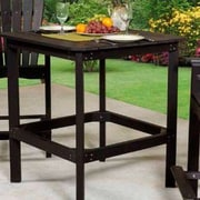Little Cottage Company Classic Dining Table; Black