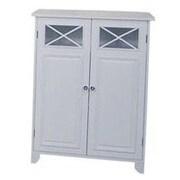 Elegant Home Fashions Dawson 26'' x 34'' Free Standing Cabinet