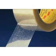 3M X 50M Scotch  375 Clear Box Sealing Tape