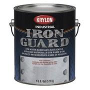 Krylon Yellow OSHA Safety Industrial Coatings  Iron Guard  Acrylic Enamel Paint