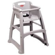 Rubbermaid Commercial Products Commercial Sturdy Youth High Chair; No