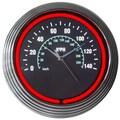 Neonetics 15'' Speedometer Wall Clock