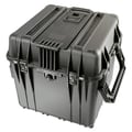Pelican Products Cube Case with Foam: 20.5'' x 20.5'' x 19''; Desert Tan