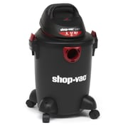 Shop-Vac Quiet Plus 6 Gallon 2.5 Peak HP Wet / Dry Vacuum