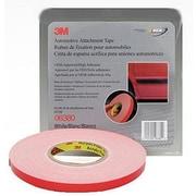 3M Foam Double Sided Tape 1/2 X 20Yd (White)