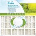 DuPont Febreze High Allergen Electrostatic Air Filter; 10'' x 20''