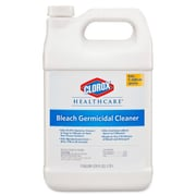 Clorox Healthcare® Bleach Germicidal Cleaner, Refill, 1 Gallon