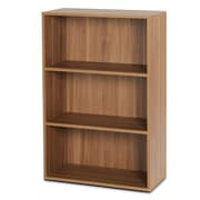 Bestar Clic Furniture 42'' Bookcase; Italian Walnut