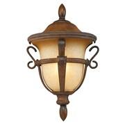 Kalco Tudor 1 Light Wall Lantern; Textured Matte Black