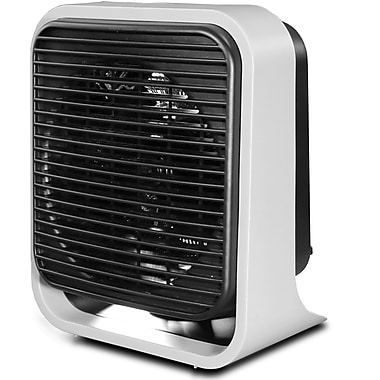 Eureka indoor heaters 1 500 watt portable electric fan compact heater staples - Best small space heaters reviews concept ...
