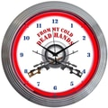 Neonetics 15'' From My Cold Dead Hands Firearms Wall Clock
