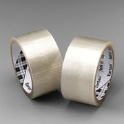 3M X 100M Tartan  369 General Purpose Clear Box Sealing Tape