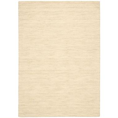 Nourison Waverly Grand Suite Cream Area Rug; 8' x 10'6''
