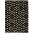 Nourison Waverly Color Motion Black Area Rug; 2'3'' x 3'9''